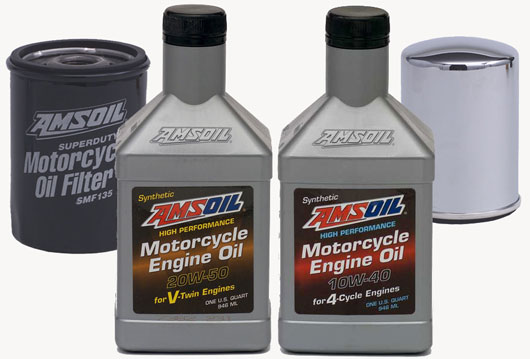 Harley Davidson Owners Rate Amsoil Best